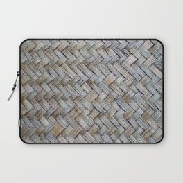 Natural Blended Sea Grass Laptop Sleeve