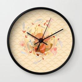 Little Pawn Wall Clock