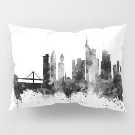 Frankfurt Germany Skyline Pillow Sham
