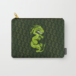 Jade Dragon Carry-All Pouch