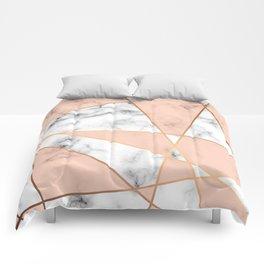 Marble Geometry 050 Comforters