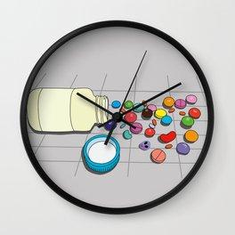 Misa's prescription Wall Clock