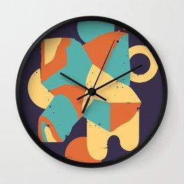 Lifeform #2 Wall Clock