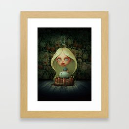 Zodiac Signs: Leo Framed Art Print