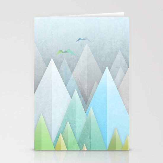 Graphic 55 Stationery Cards