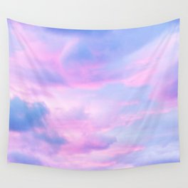 Clouds Series 4 Wall Tapestry