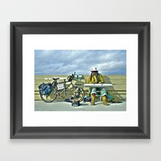 Soldier, Lord. Framed Art Print