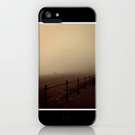 Beach Kiss iPhone Case