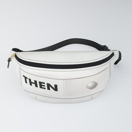 THEN 01 Fanny Pack