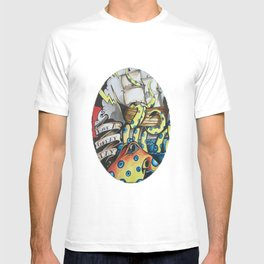 ceplalopod attack squad T-shirt