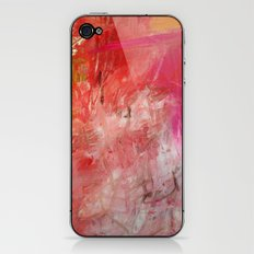 Cover Your Tracks iPhone & iPod Skin