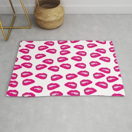 Kisses and Nibbles Rug