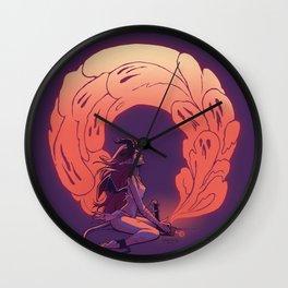 Sleepycabin's Key to Pandora's Box Wall Clock