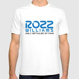 ROZZ WILLIAMS T-shirt