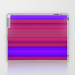 Red & Purple XIII Laptop & iPad Skin