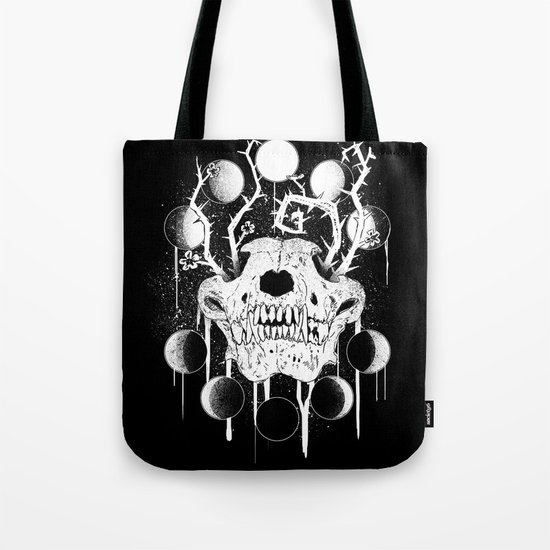 Wings of Sin Collaboration Tote Bag
