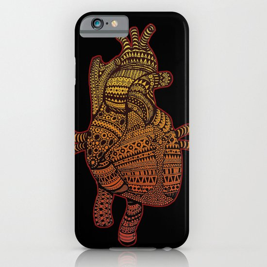 Native Heart  iPhone & iPod Case