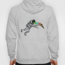 Spacetime Sadness Hoody