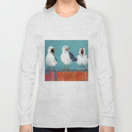 Gaviotas Long Sleeve T-shirt
