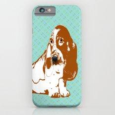 Basset Hound Dog iPhone 6s Slim Case