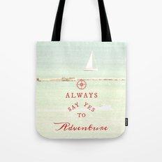 Always Adventure Tote Bag