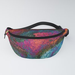B-Abstract 01 Fanny Pack