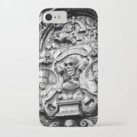 edinburgh iPhone & iPod Cases featuring Edinburgh Gothic by Mark Nelson