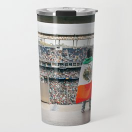 Mexican soccer Travel Mug
