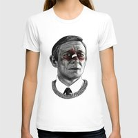 fargo T-shirts featuring Martin Freeman - Fargo by Cécile Pellerin