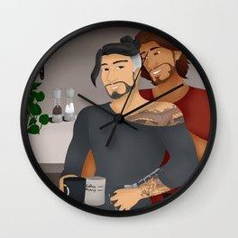 McHanzo Wall Clock