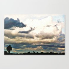 That Kind of Day Canvas Print