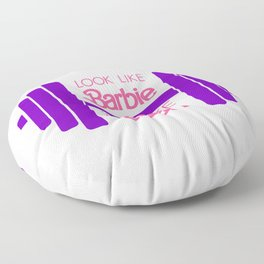 Barbie Floor Pillow