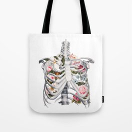 Botanatomical: Botanatomy II Tote Bag