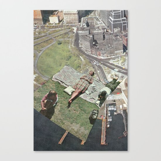 Need more space? Canvas Print