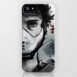 Will & Hannibal Masked iPhone Case