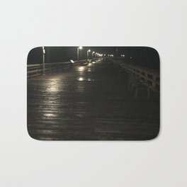 A walk alone Bath Mat