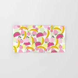 Colorful Summer Fruit Hand & Bath Towel