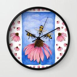 BUZZZZZY Wall Clock