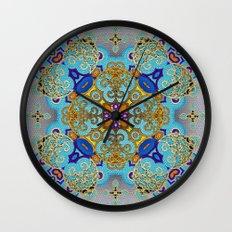 Mix&Match Byzantine Mosaic 03 Wall Clock