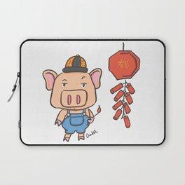 Lunar New Year 2019 Laptop Sleeve