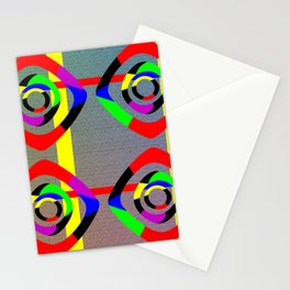 Loudly quiet Stationery Cards