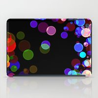 bubbles iPad Cases featuring Bubbles by haroulita