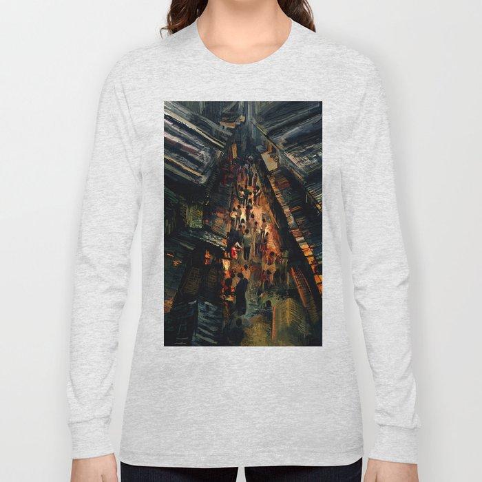 Pyesta: The Night Feast Long Sleeve T-shirt