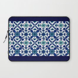 Cashew Apple Tiles Laptop Sleeve
