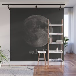 All Wolf Wall Mural