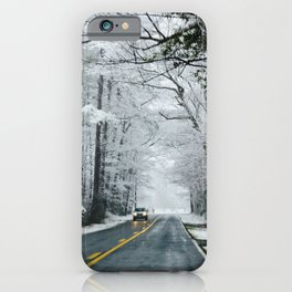 snow day pt 2 iPhone Case