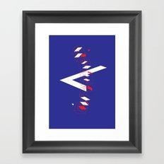 Space Faring Framed Art Print