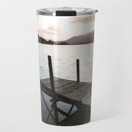 Salmon Sunrise Travel Mug