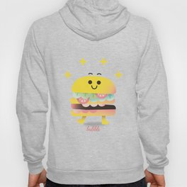 Dancing Burger Hoody