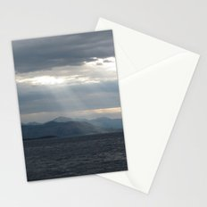 Heaven's Floor Stationery Cards